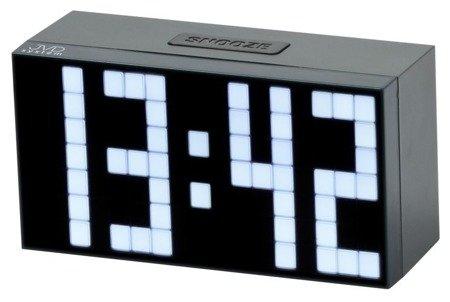 Budzik JVD SIECIOWY duże cyfry 7,7cm SB2083.2