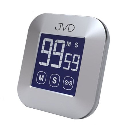 Minutnik JVD stoper timer DOTYKOWY EKRAN DM9015.1