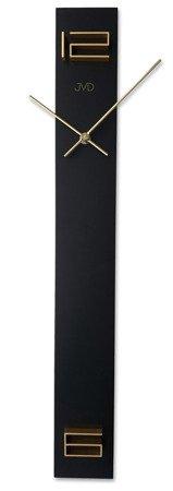 Zegar JVD ścienny DREWNO nowoczesny 60 cmHC25.3