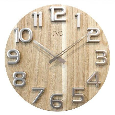 Zegar JVD ścienny DUŻY 40 cm NOWOCZESNY HT97.2
