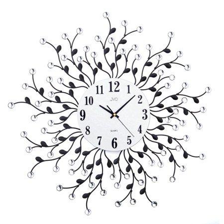 Zegar JVD ścienny DUŻY 52 cm DESIGNERSKI HJ78
