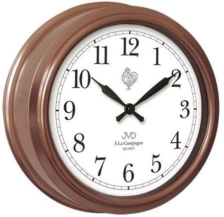 Zegar JVD ścienny GRUBA OBUDOWA 25 cm TS1238.3