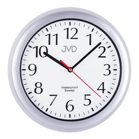 Zegar JVD ścienny ŁAZIENKOWY 31 cm SH494.1