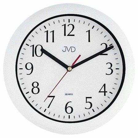 Zegar JVD ścienny ŁAZIENKOWY 31 cm SH494