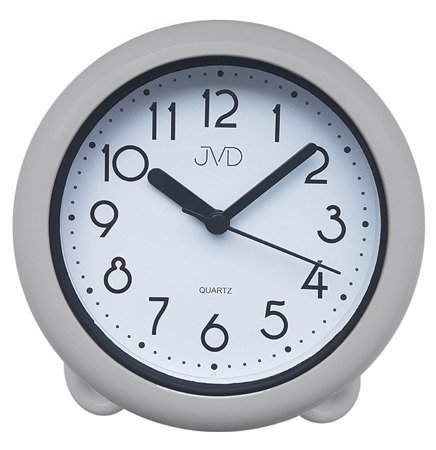 Zegar JVD ścienny ŁAZIENKOWY stojący 17 cm SH018.1
