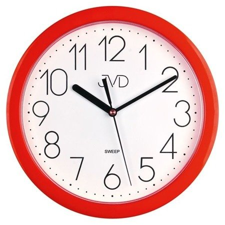 Zegar JVD ścienny klasyczny CICHY HP612.2
