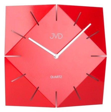 Zegar JVD ścienny nowoczesny HB21.1