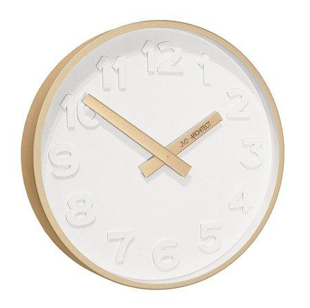 Zegar JVD ścienny nowoczesny HC13.4