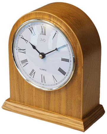 Zegar JVD stojący kominkowy drewniany HS15.1
