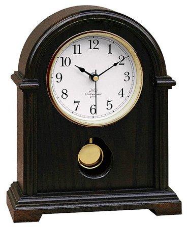 Zegar JVD stojący kominkowy drewniany z kurantami HS13.2