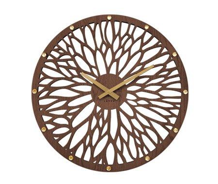 Zegar LAVVU ścienny drewno DUŻY 49 cm LCT1180