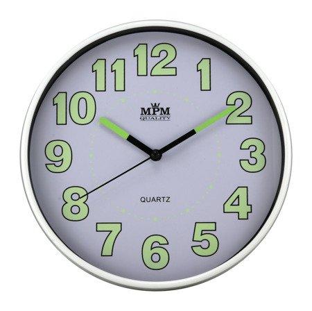 Zegar MPM ścienny 20 cm NEOBRITE nowoczesny E01.3683.00