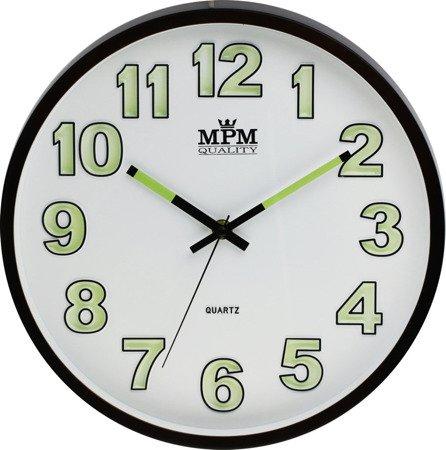 Zegar MPM ścienny 29,5 cm NEOBRITE nowoczesny E01.3219.52