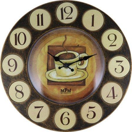 Zegar MPM ścienny 30 cm  czytelny E01.3694.52